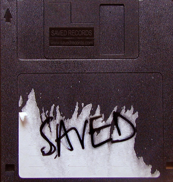 Saved Records Logo NOYZ Audio