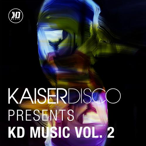 Kaiserdisco Presents KD Music Vol 2 Artwork NOYZ Audio
