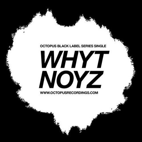 WHYT NOYZ Synthesize EP Octopus Black